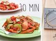 Diner in minder dan 10 minuten!