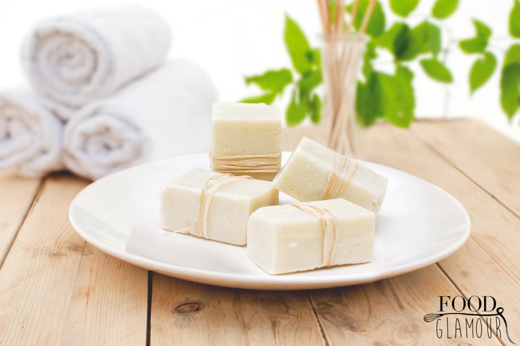 creamy--soap
