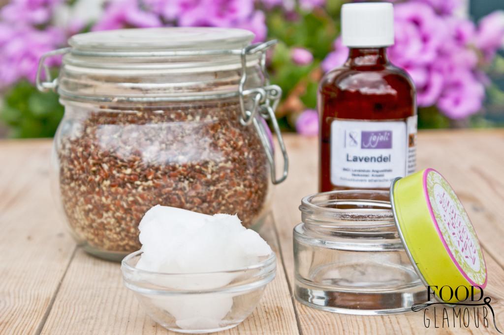 ingredienten-lijnzaad-kokosolie-creme-diy-foodglamour