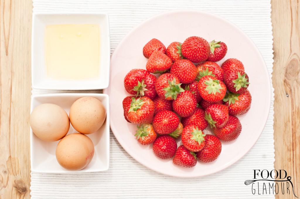 stawberries-eggs-meringue