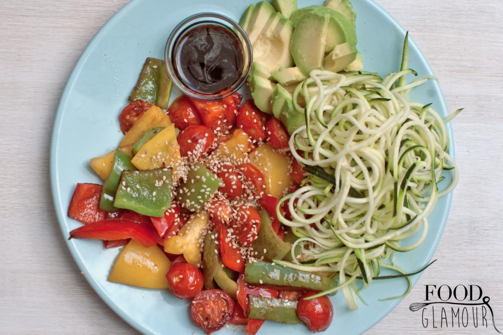x-groenten-balsamico-sesam-salade