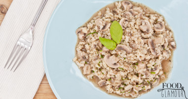 risotto,-bloemkool,-champignons,-truffel,-foodglamour,-food,-glamour