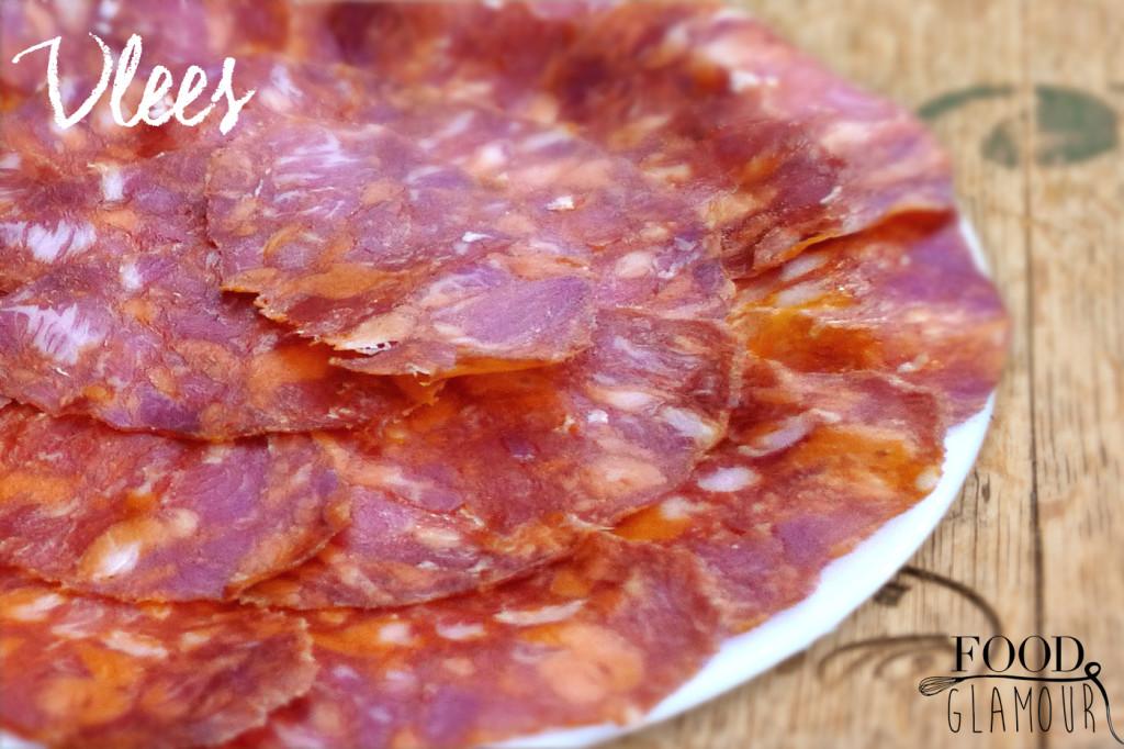 vlees, chorizovlees